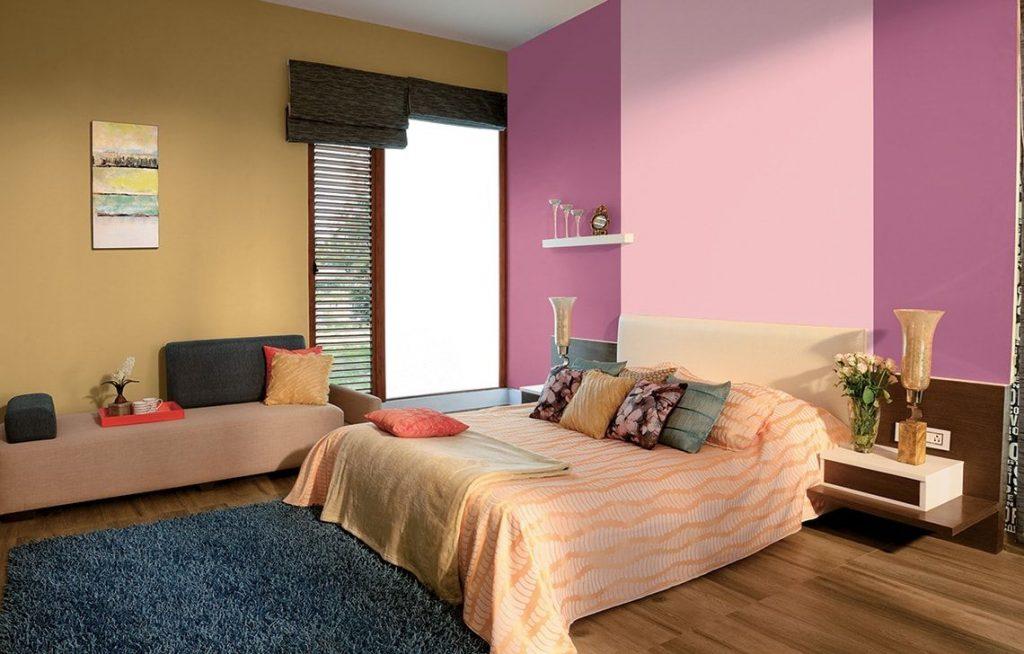 muur kleuren